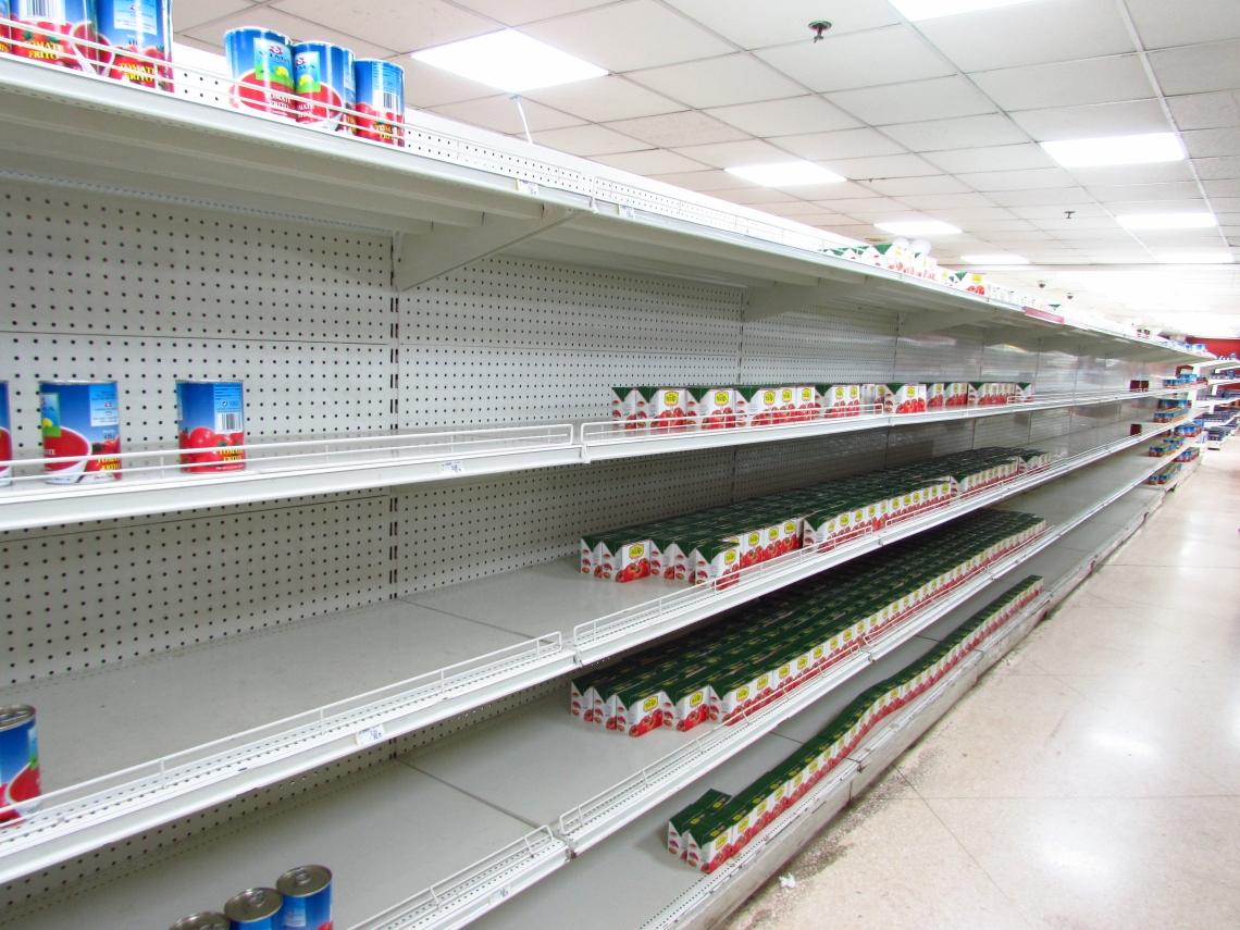 4. Kauppasaarto vaikuttaa supermarkettien valikoimaan